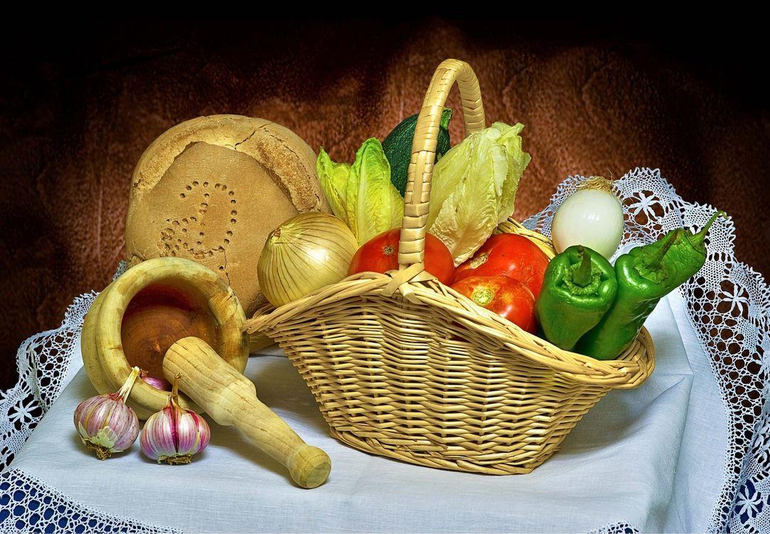 Фото бесплатно натюрморт, еда, овощи - на рабочий стол