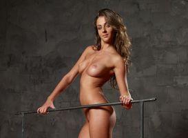 Бесплатные фото Jula,модель,красотка,голая,голая девушка,обнаженная девушка,позы
