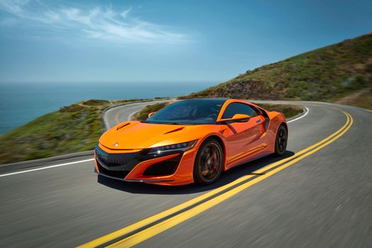 Photo free Acura Nsx, 2019 cars, cars