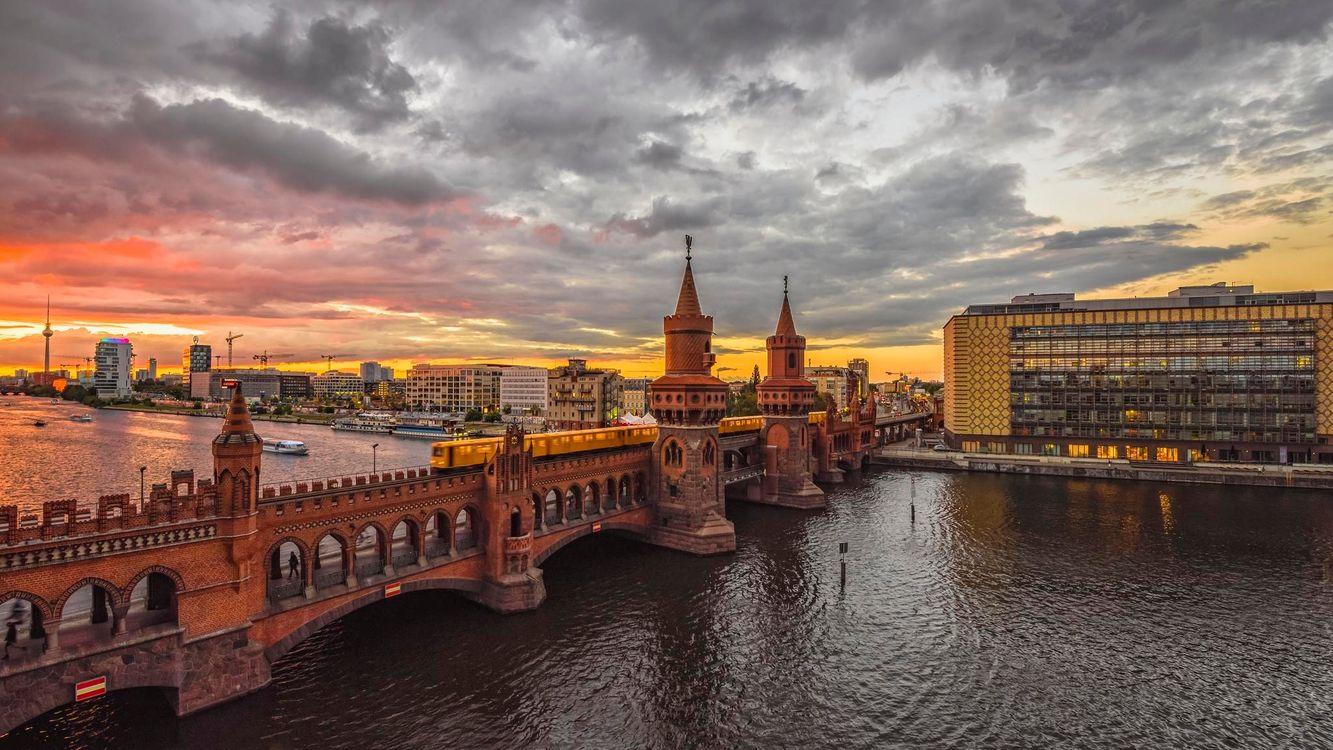 Фото бесплатно Берлин, архитектура, Германия - на рабочий стол