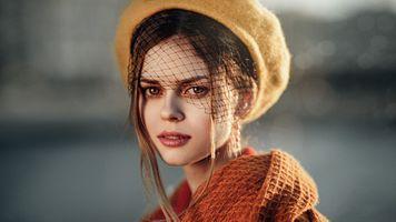 Бесплатные фото девушка,модель,портрет,Георгий Чернядьев