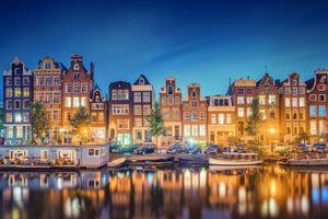 Фото бесплатно иллюминация, Нидерланды, Голландия