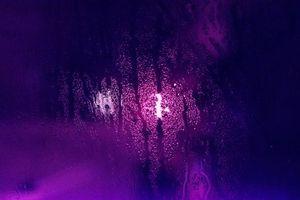 Бесплатные фото капли,поверхность,фиолетовый,drops,surface,purple