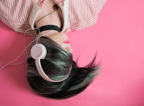 Photo free music, girl, model
