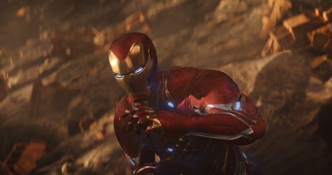 Фото бесплатно Iron Man, Avengers Infinity War, Фильмы 2018