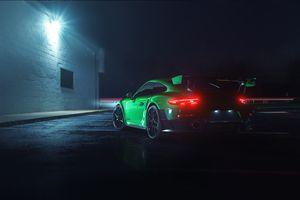 Фото бесплатно Porsche 918, Porsche, авто