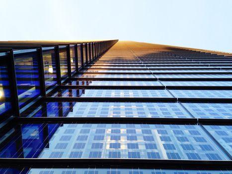 Заставки архитектура, здание, солнце