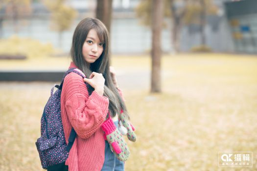 Photo free asian girl, cute, long hair