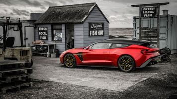 Photo free Aston Martin Vanquish, cars, 2019 cars