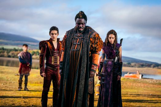 Photo free Into The Badlands, TV show, movies