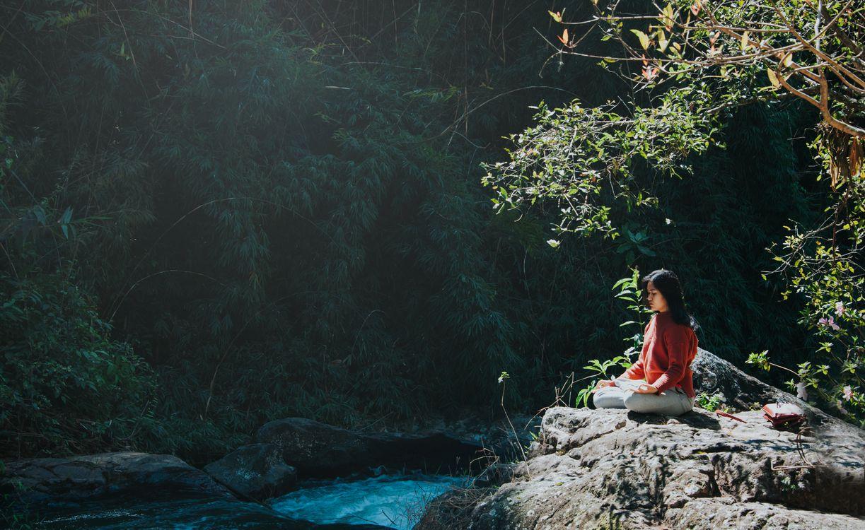 Фото бесплатно девушка, природа, воды - на рабочий стол