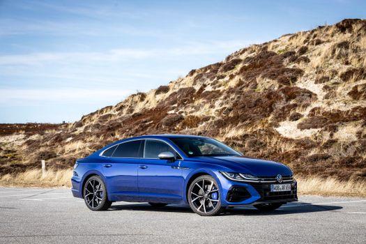 Photo free car, Volkswagen, blue