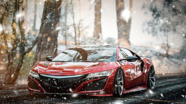 Photo free Forza Horizon 4, Acura NSX, Acura