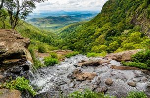Фото бесплатно Национальный парк Ламингтон, Австралия, пейзаж