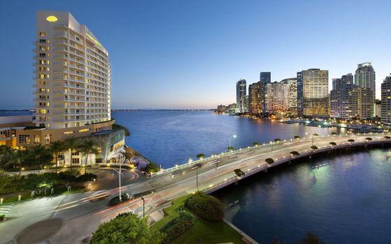 Фото бесплатно Соединенные Штаты, Майами, Флорида