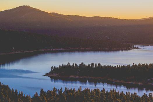 Фото бесплатно Lake, Usa, World