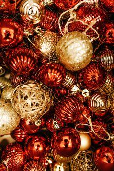 Photo free ornaments, shiny balls, new year
