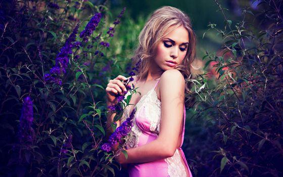 Photo free model, girls, Paulina Johnson