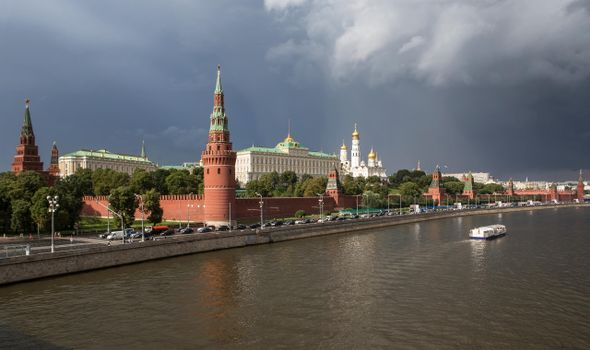 Photo free Moscow-river, Moscow, The Moscow Kremlin