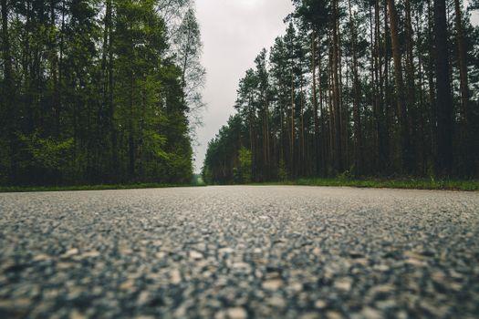 Photo free landscapes, road, asphalt