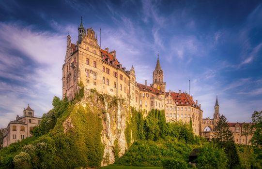 Фото бесплатно города, Германия, замок
