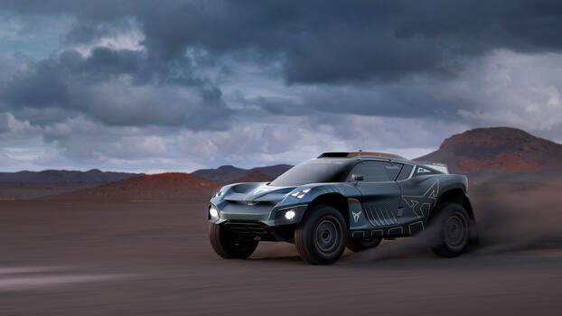 Photo free cupra tavascan, 2021 cars, electric cars