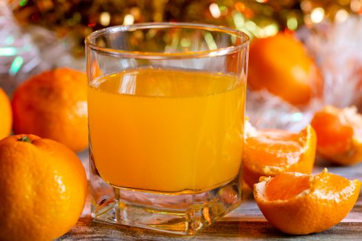 Фото бесплатно сок, мандарины, цитрусовые