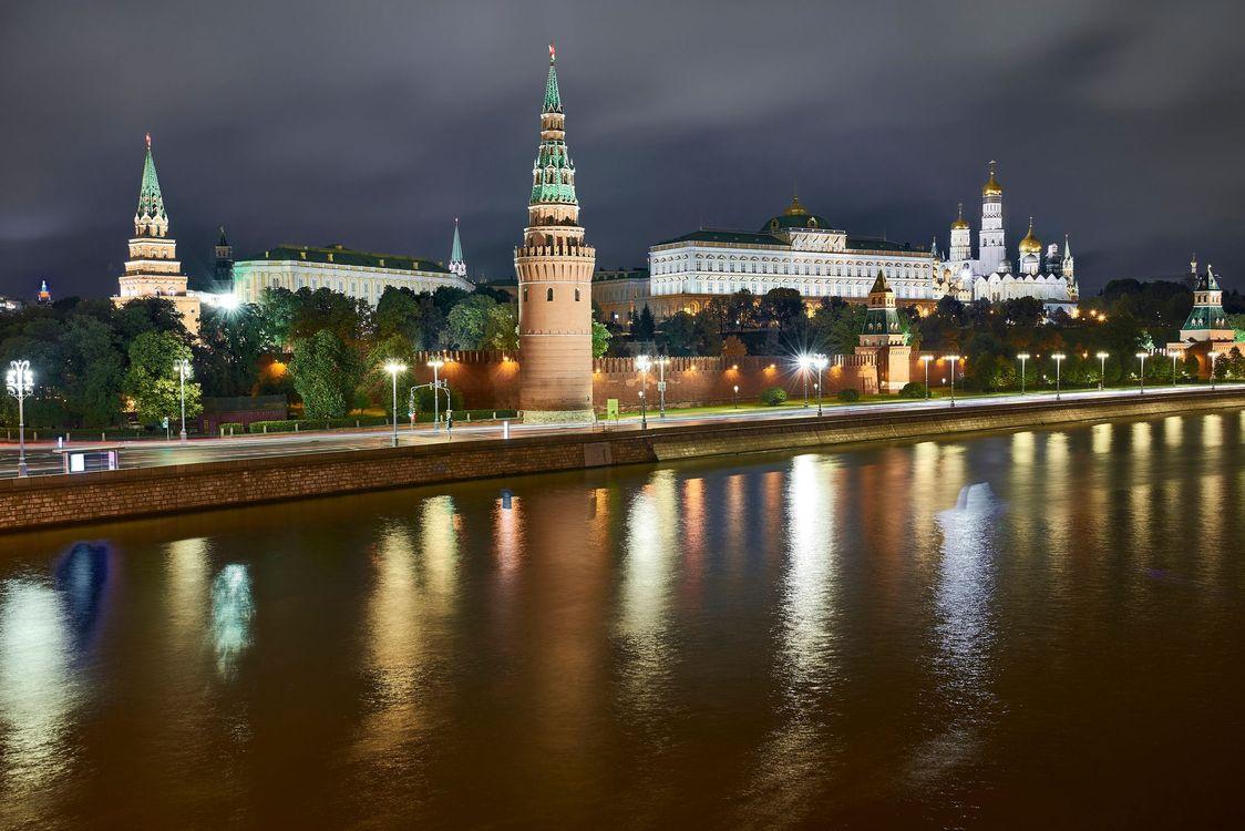 Фото бесплатно Кремль, Москва, Россия, город