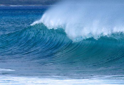 Photo free splash, water, shore