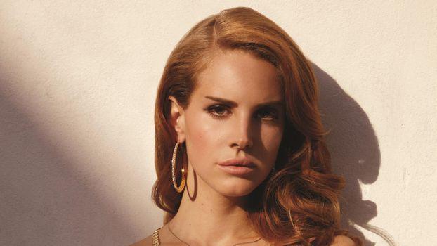 Photo free Lana Del Rey, music, singer