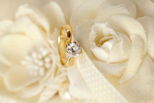 Photo free wedding, background, flowers