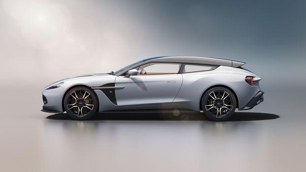 Photo free Aston Martin, Aston Martin Vanquish, Concept Cars