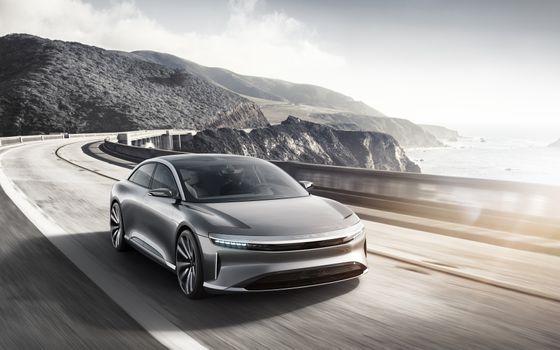 Photo free electric car, luxury, cars