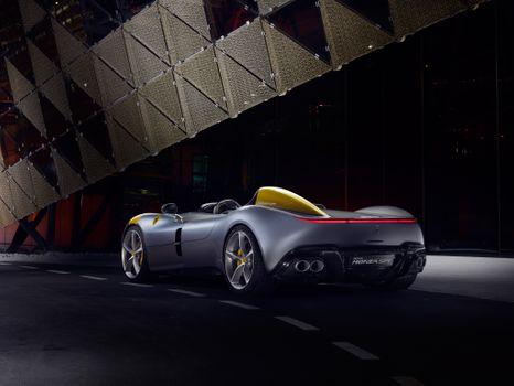 Фото бесплатно Ferrari Monza Sp1, Ferrari, Cars