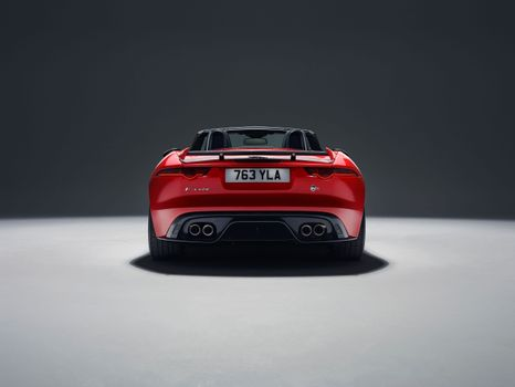 Photo free Jaguar F Type Svr, Jaguar, cars