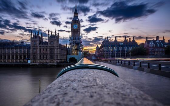 Photo free London, England, bridge