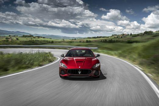 Фото бесплатно Maserati, автомобили, автомобили 2018 года