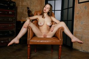 Фото бесплатно эротика, обнаженная девушка, Шарлиз