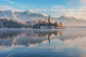 Bled Lake photo