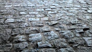 Фото бесплатно рок, брусчатка, стена