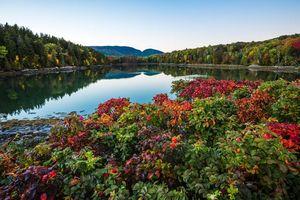 Фото бесплатно Национальный парк Акадия, Остров Маунт-Десерт, штат Мэн
