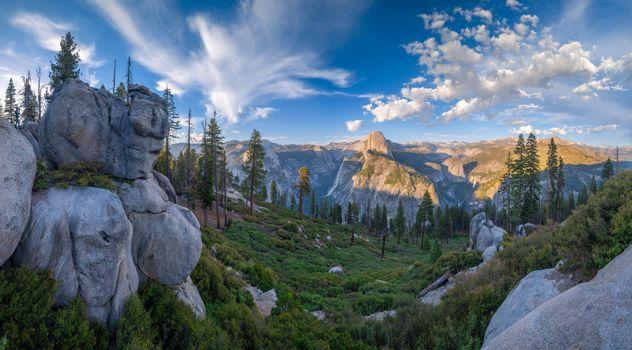 Photo free park, crag, parks california