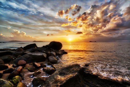 Фото бесплатно Британские Виргинские острова, Карибский бассейн, море