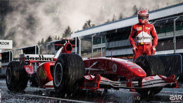 Заставки Ferrari, автомобили, F1