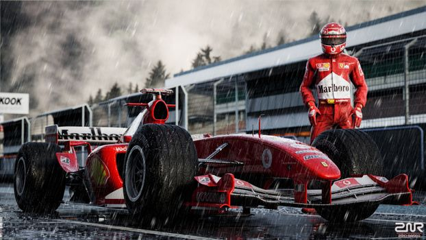 Фото бесплатно Ferrari, автомобили, F1