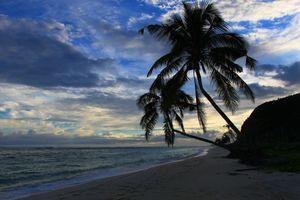 Фото бесплатно Пляж Лаломану, Остров Уполу, Samoa