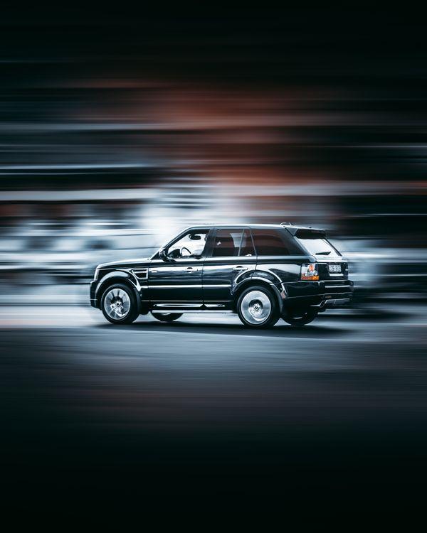 Land Rover Range Rover · бесплатное фото
