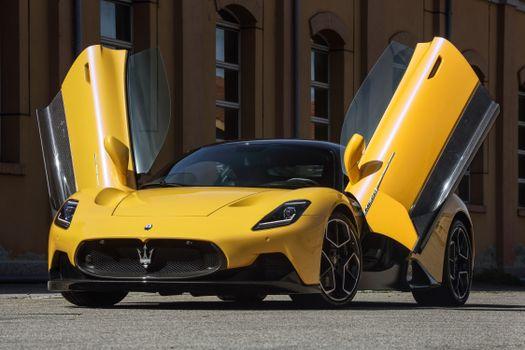 Фото бесплатно автомобили, Maserati, купе