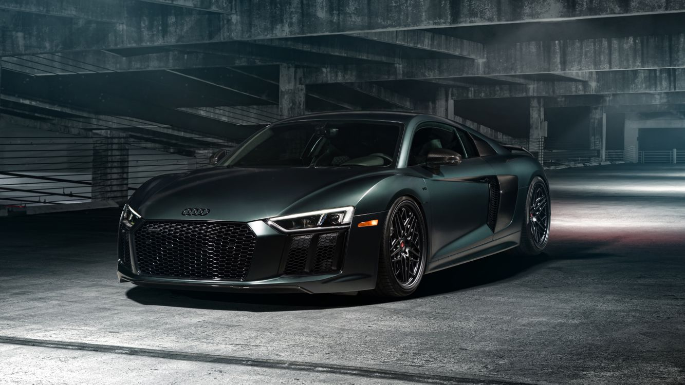 Photo Audi R8 2017 cars cars - free pictures on Fonwall