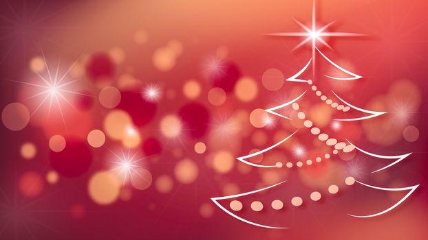 Фото бесплатно рождество, празднование, абстракция